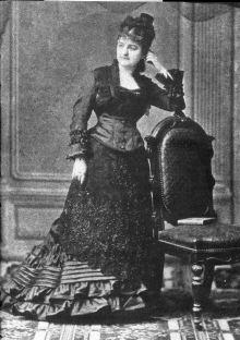 """""""El antepasado"""". Emilia Pardo Bazán."""